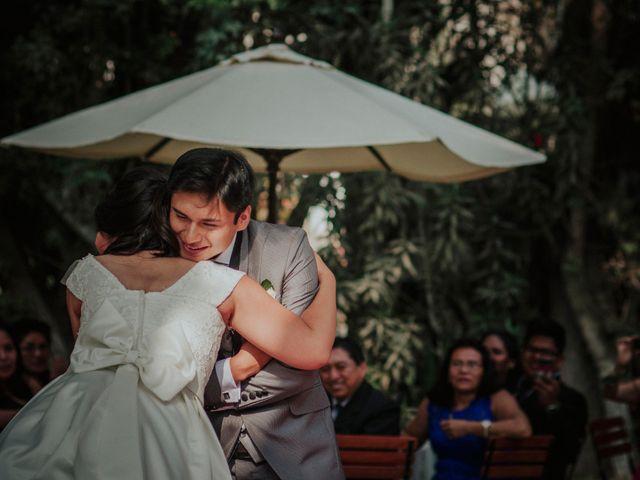 El matrimonio de Joqsan y Rosa en Cieneguilla, Lima 18