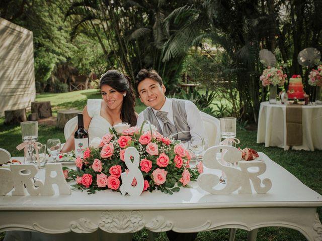 El matrimonio de Joqsan y Rosa en Cieneguilla, Lima 20