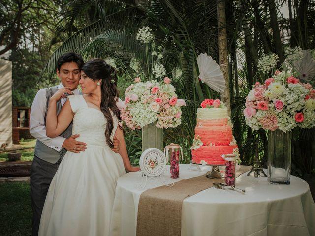 El matrimonio de Joqsan y Rosa en Cieneguilla, Lima 22