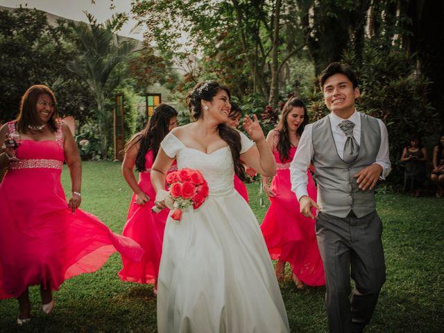 El matrimonio de Joqsan y Rosa en Cieneguilla, Lima 23