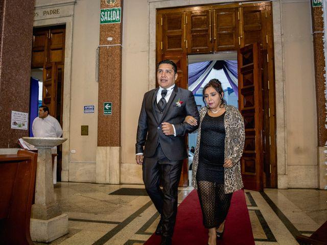 El matrimonio de George y Fabiana en Miraflores, Lima 8