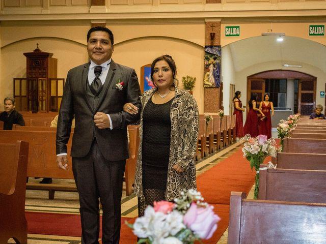 El matrimonio de George y Fabiana en Miraflores, Lima 9