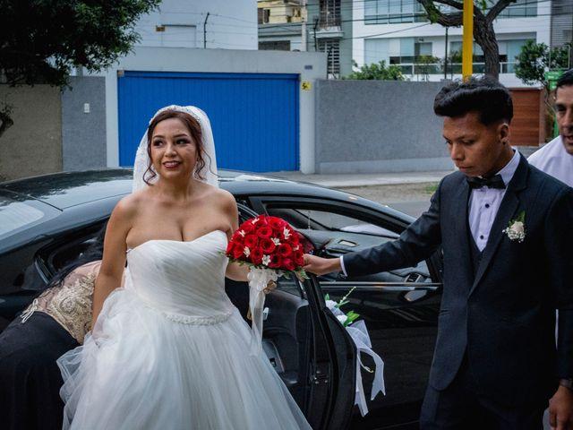 El matrimonio de George y Fabiana en Miraflores, Lima 10
