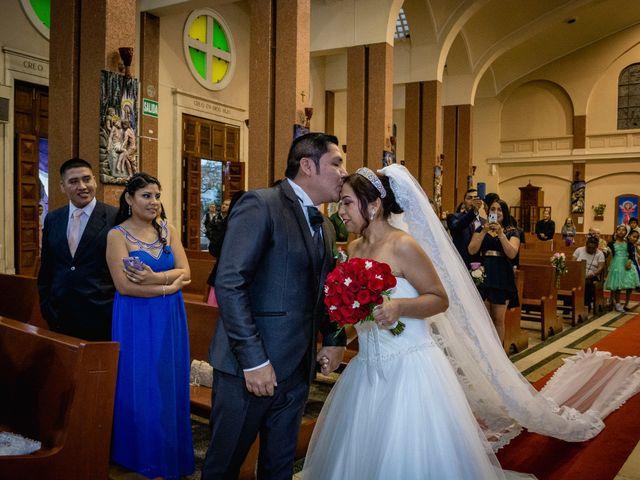 El matrimonio de George y Fabiana en Miraflores, Lima 11