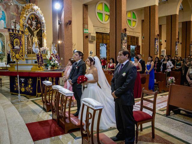 El matrimonio de George y Fabiana en Miraflores, Lima 12