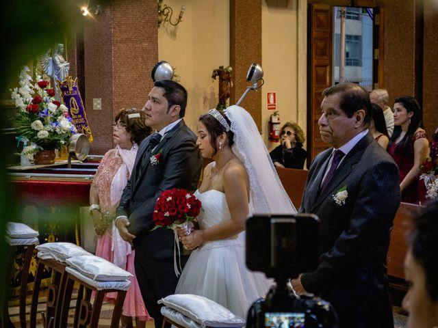 El matrimonio de George y Fabiana en Miraflores, Lima 13