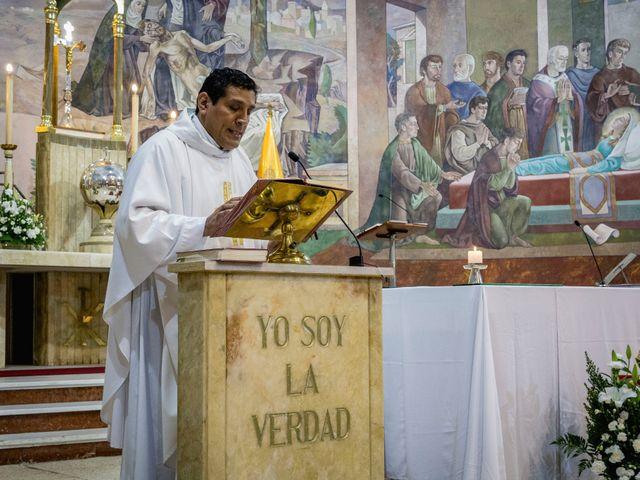 El matrimonio de George y Fabiana en Miraflores, Lima 14