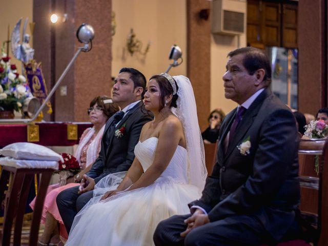 El matrimonio de George y Fabiana en Miraflores, Lima 15