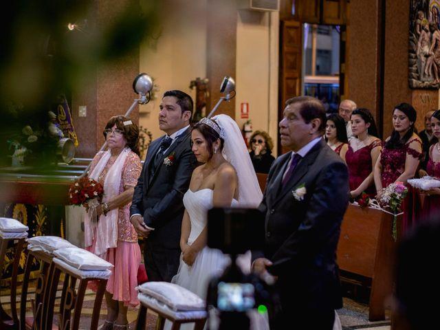 El matrimonio de George y Fabiana en Miraflores, Lima 17