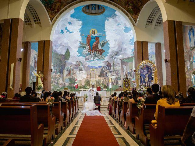 El matrimonio de George y Fabiana en Miraflores, Lima 18
