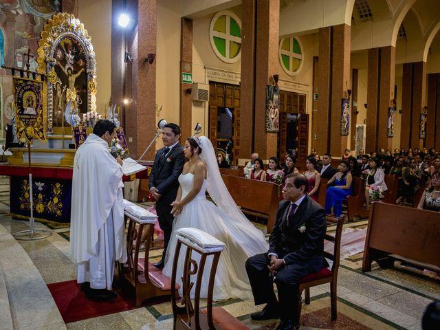El matrimonio de George y Fabiana en Miraflores, Lima 19