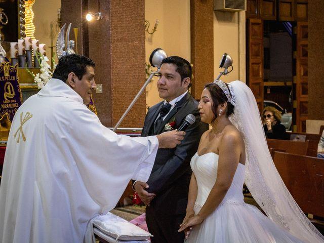 El matrimonio de George y Fabiana en Miraflores, Lima 21