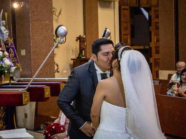 El matrimonio de George y Fabiana en Miraflores, Lima 22