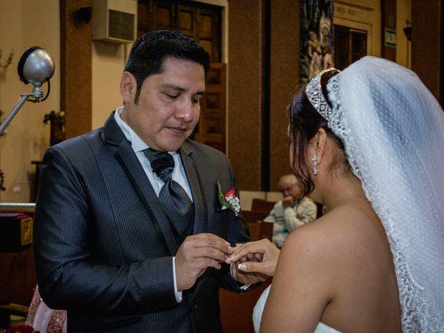 El matrimonio de George y Fabiana en Miraflores, Lima 23