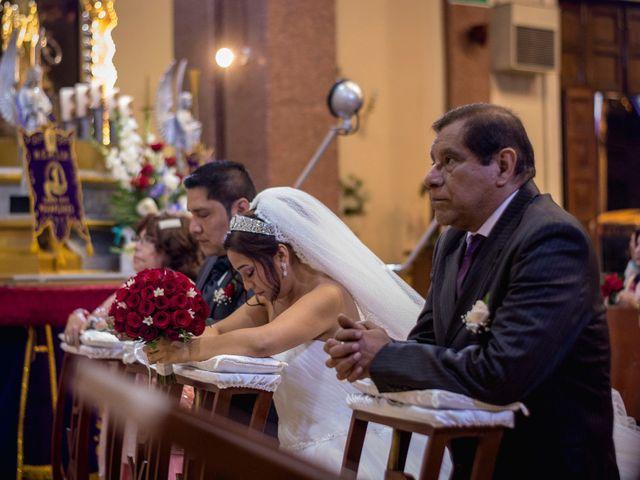 El matrimonio de George y Fabiana en Miraflores, Lima 25