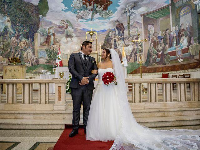 El matrimonio de George y Fabiana en Miraflores, Lima 26