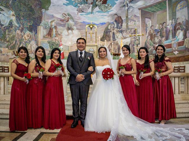 El matrimonio de George y Fabiana en Miraflores, Lima 27