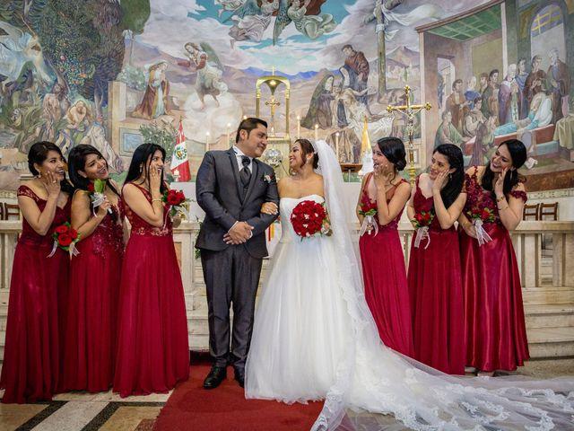 El matrimonio de George y Fabiana en Miraflores, Lima 28
