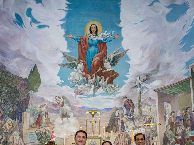 El matrimonio de George y Fabiana en Miraflores, Lima 29