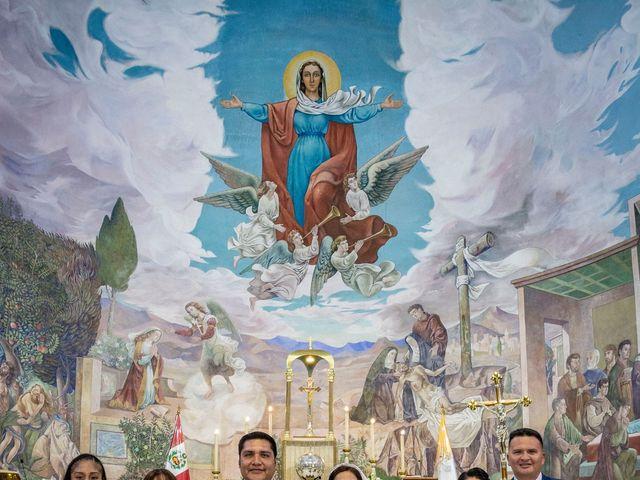 El matrimonio de George y Fabiana en Miraflores, Lima 30