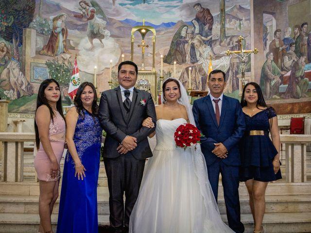 El matrimonio de George y Fabiana en Miraflores, Lima 31
