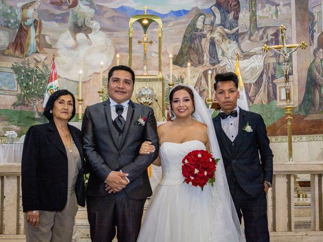 El matrimonio de George y Fabiana en Miraflores, Lima 32