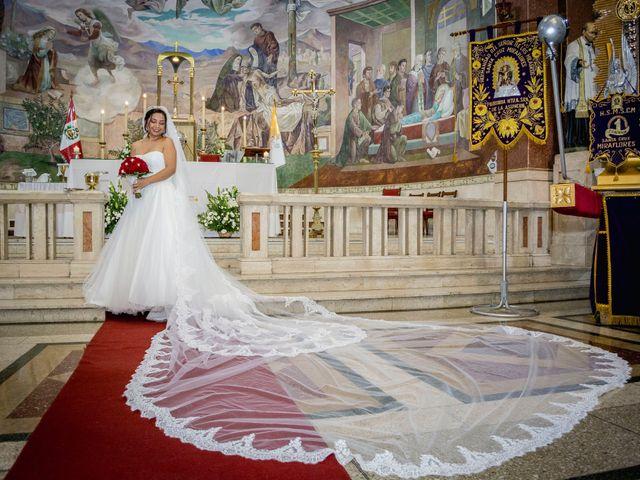 El matrimonio de George y Fabiana en Miraflores, Lima 33