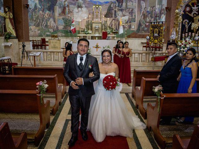 El matrimonio de George y Fabiana en Miraflores, Lima 35