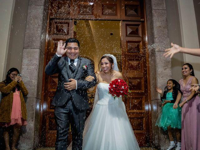El matrimonio de George y Fabiana en Miraflores, Lima 36