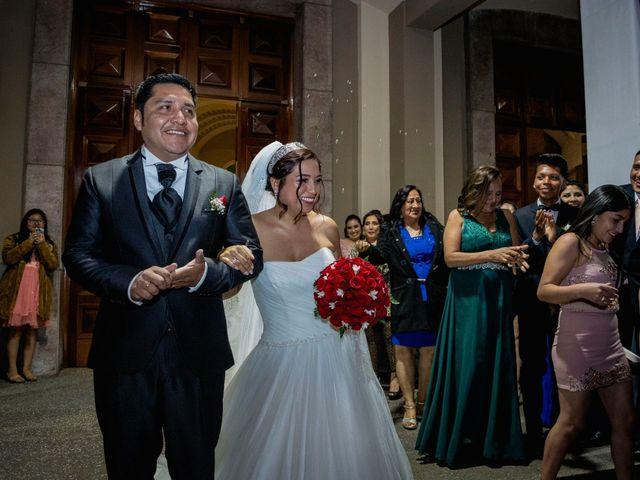 El matrimonio de George y Fabiana en Miraflores, Lima 37