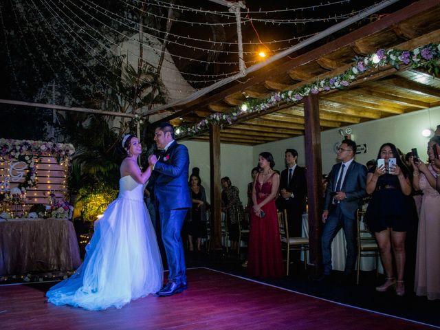El matrimonio de George y Fabiana en Miraflores, Lima 40