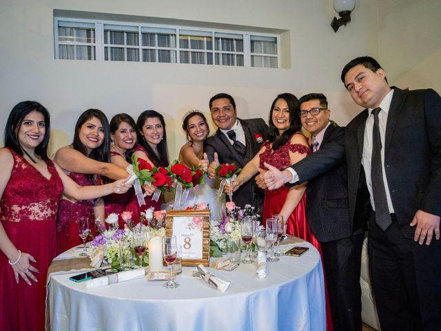 El matrimonio de George y Fabiana en Miraflores, Lima 46