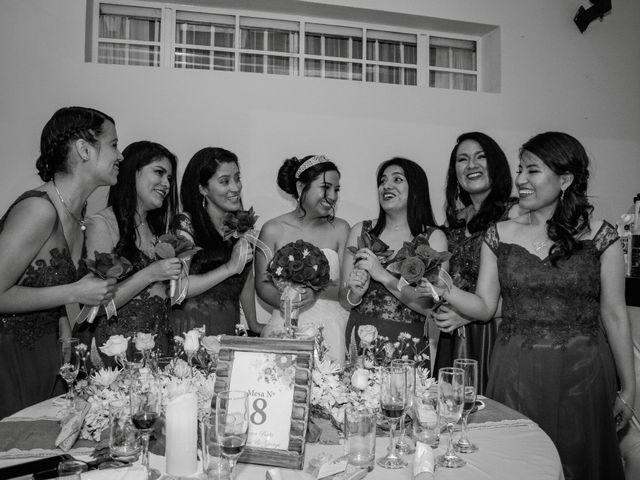 El matrimonio de George y Fabiana en Miraflores, Lima 49