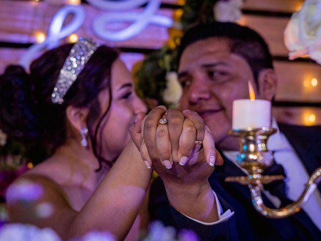 El matrimonio de George y Fabiana en Miraflores, Lima 50