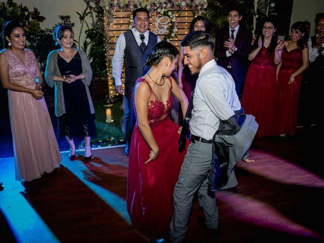 El matrimonio de George y Fabiana en Miraflores, Lima 58