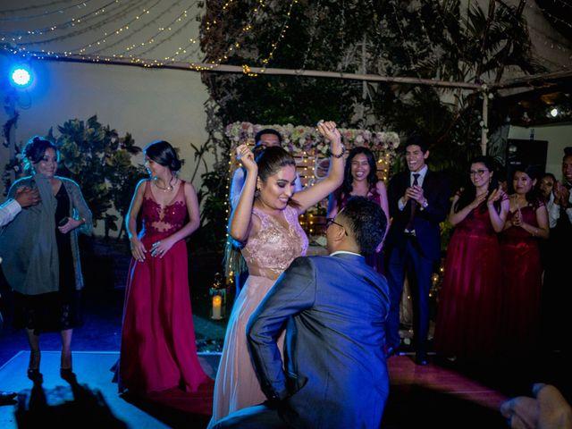 El matrimonio de George y Fabiana en Miraflores, Lima 59