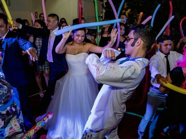 El matrimonio de George y Fabiana en Miraflores, Lima 64