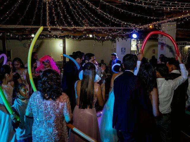 El matrimonio de George y Fabiana en Miraflores, Lima 67