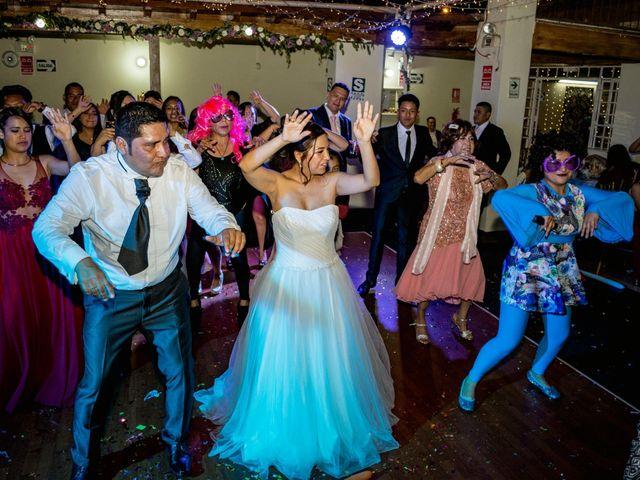 El matrimonio de George y Fabiana en Miraflores, Lima 69