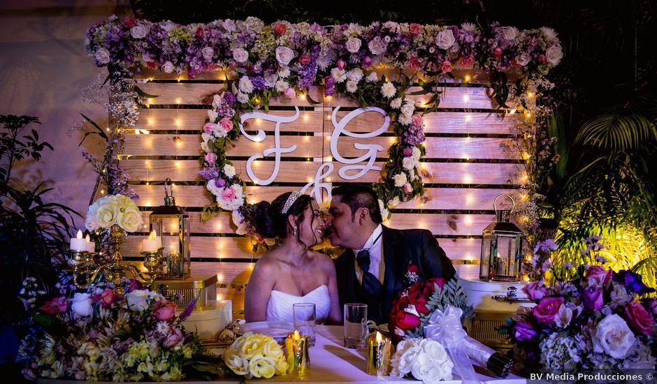 El matrimonio de George y Fabiana en Miraflores, Lima