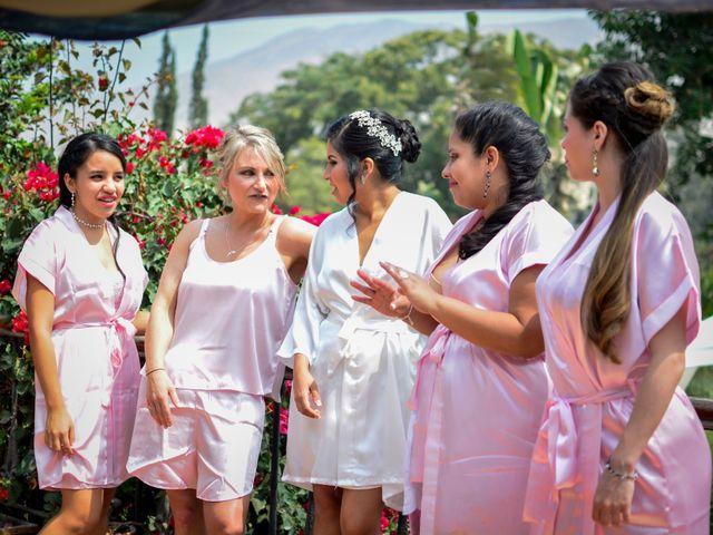 El matrimonio de Jhanett y Tim en Cieneguilla, Lima 5