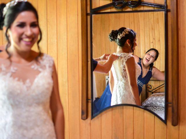 El matrimonio de Jhanett y Tim en Cieneguilla, Lima 14