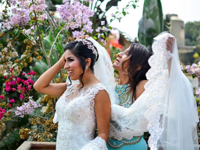 El matrimonio de Jhanett y Tim en Cieneguilla, Lima 16