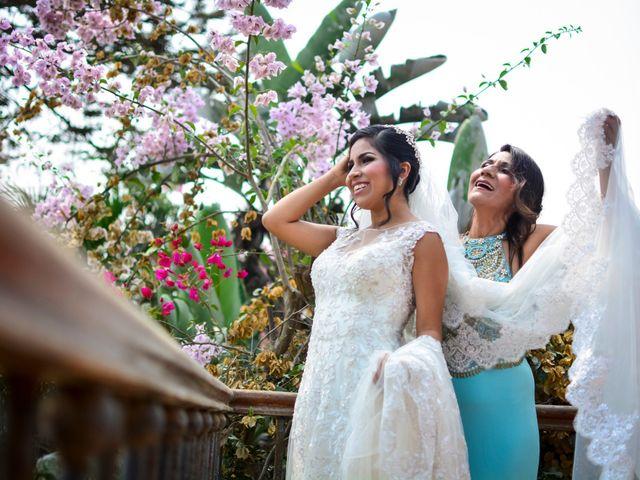 El matrimonio de Jhanett y Tim en Cieneguilla, Lima 17