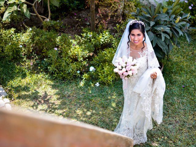 El matrimonio de Jhanett y Tim en Cieneguilla, Lima 18