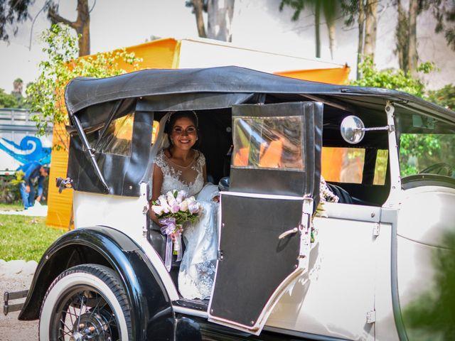 El matrimonio de Jhanett y Tim en Cieneguilla, Lima 19