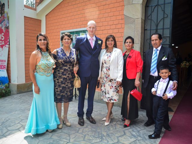 El matrimonio de Jhanett y Tim en Cieneguilla, Lima 20