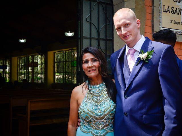 El matrimonio de Jhanett y Tim en Cieneguilla, Lima 21
