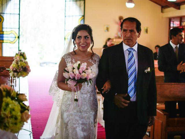 El matrimonio de Jhanett y Tim en Cieneguilla, Lima 27