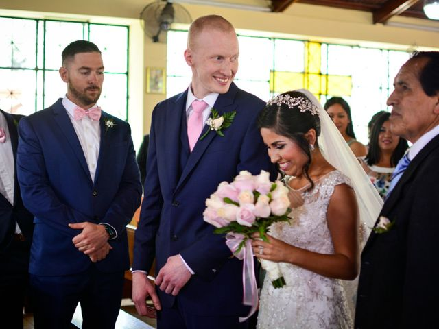 El matrimonio de Jhanett y Tim en Cieneguilla, Lima 28